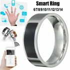 NFC Smart Wearable Ring New Technology For Windows IOS Android Mobile Phone NG