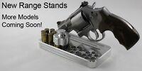 6x-44mag Range Stand, 6-shot .44 Mag, Solid 3/4 Thick Aircraft Aluminum6