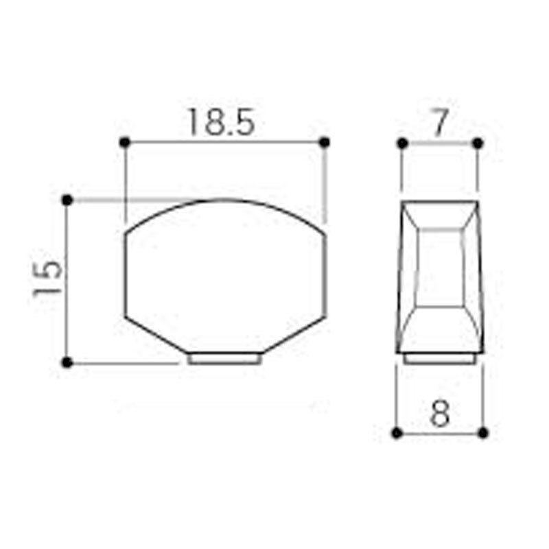 Nuevo afinadores Gotoh SG360-M07 mg Magnum bloqueo L3+R3 Set 3x3-Cosmo 3x3-Cosmo 3x3-Cosmo Negro f17a19