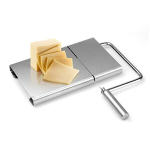 Kitchen Stainless Steel Wire Cheese Slicer Cake Butter Natural Home Made Soap 1