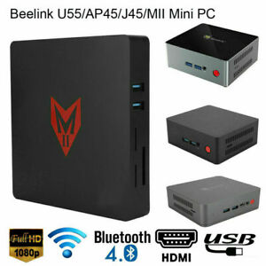 Beelink-Quad-Core-4K-Mini-PC-Dual-WiFi-Bluetooth-Computer-Host-HDMI-for-Win10-LJ