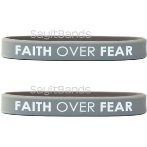 1 PROVE THEM WRONG Wristband Debossed Color Filled Silicone Bracelet Band