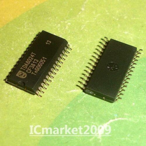 10 PCS TDA8024T SOP-28 TDA8024 IC card interface