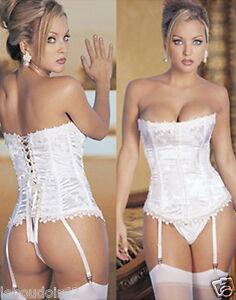 lingerie sexy corset