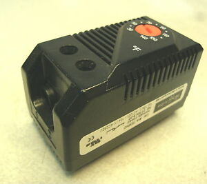 HOFFMAN-THERMOSTAT-ELECTRICAL-ELECTRONICS-CABINET-ENCLOSURE-A-TEMNC-71160