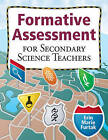 Formative Assessment for Secondary Science Teachers by SAGE Publications Inc (Paperback, 2009)