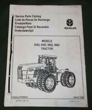 Ford New Holland 9282 9482 9682 9882 Tractor Parts Book Catalog Manual