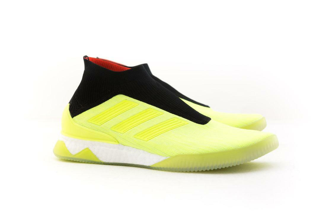 AQ0601 Adidas Uomo Predator Tango 18+ yellow TR yellow solar yellow 18+ solar red dec20e