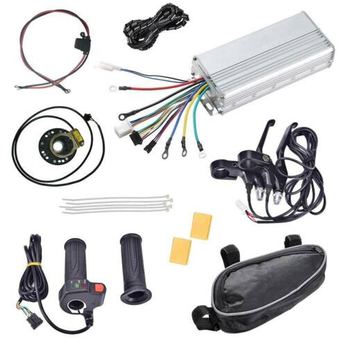 """Details about  /1000W/&1500W 26/"""" Electric Bicycle Rear Wheel 48V Ebike Hub Motor Conversion Kit"""