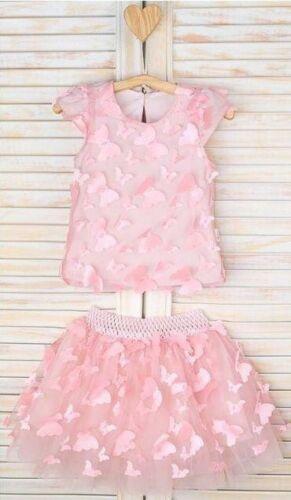 Butterfly tutu Girls/' dress