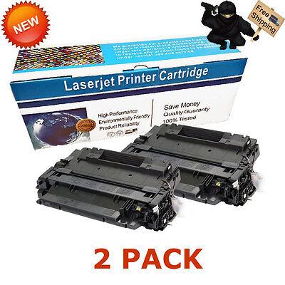 2PK 51A Q7551A Toner Cartridge For HP LaserJet P3005 P3005d P3005dn M3027 M3035