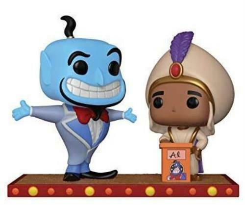 Funko POP! Movie Moments: Aladdin - Genie / Aladdin's First Wish