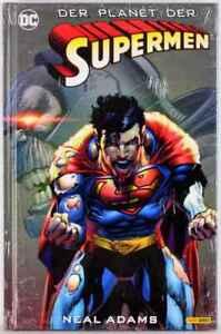 Superman-Der-Planet-der-Supermen-lim-HC-Panini-OVP