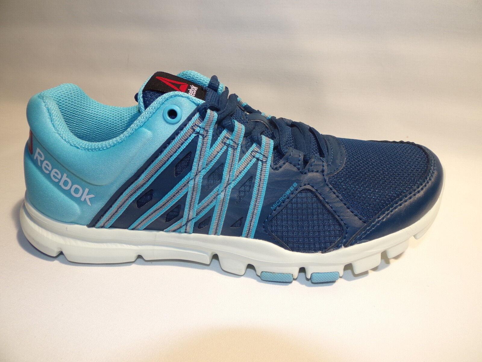 REEBOK YOURFLEX TRAINETTE 8.0 Blau  AR3217   Damen Sneaker Laufschuhe