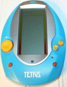 Radica Big Screen Tetris Electronic Handheld Game 2005 Tested Back Lighted Ebay