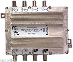 NEW-SW44-Dish-Network-Bell-EXPRESS-VU-MULTI-SWITCH-ONLY