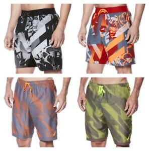 New-Nike-Mens-Printed-Graphic-Swim-Shorts-Trunks-All-Sizes-Choose-Style-MSRP-62