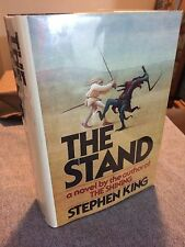 Stephen King The Stand TRUE First Edition $12.95 DOUBLEDAY T39 (NEAR FINE)