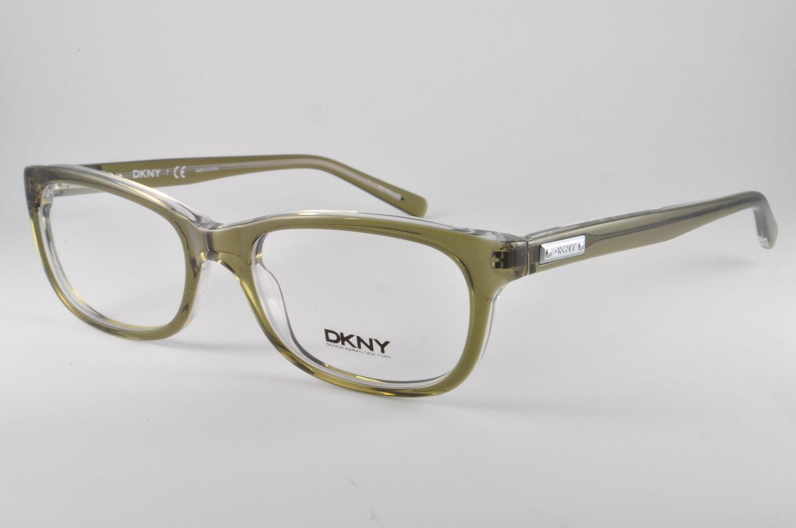 116ff86b0a DKNY Eyeglasses DY 4635 3597 Olive Transparent