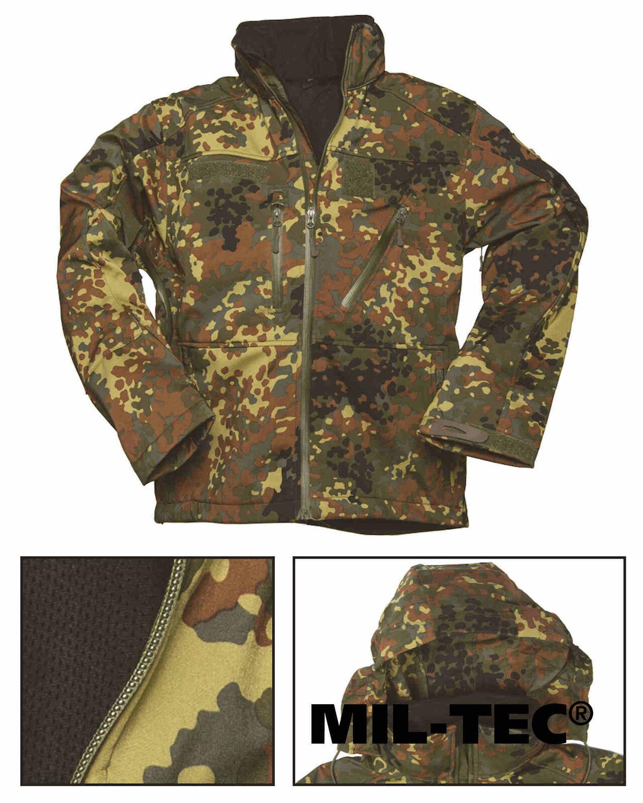 Mil-Tec TACTICAL HEMD WARRIOR SCHWARZ Outdoorjacke Jacke