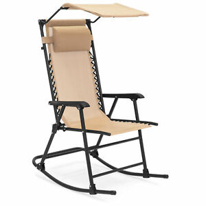 Remarkable Details About Bcp Folding Zero Gravity Mesh Rocking Chair W Sunshade Canopy Steel Frame Forskolin Free Trial Chair Design Images Forskolin Free Trialorg