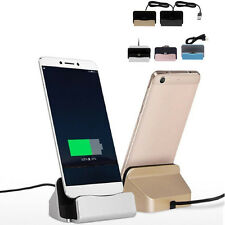 NEW USB 3.1 Type-C Charger Sync Data Dock Cradle Station For LG G5 Huawei HTC L