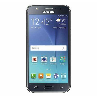 Samsung Galaxy J5 Smartphone Android 4G LTE 8GB Black Unlocked Sim Free