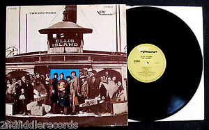 THE-PAUPERS-ELLIS-ISLAND-Rare-Psych-Rock-Album-with-Paper-Insert-VERVE-FTS-3051