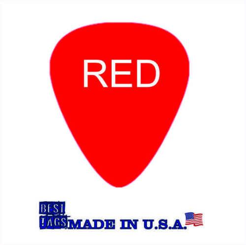 5 FIVE Custom Engraved Aluminum Guitar Picks MADE IN USA for $9.95 Shipped 5