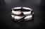 Anello-FEDE-Fedina-Fidanzamento-Amicizia-Amore-Cuore-spezzato-Love-Idea-Regalo miniatura 5