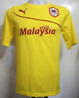Cardiff City 2013/14 Away Shirt By Puma Adults Size Large Brand With Tags
