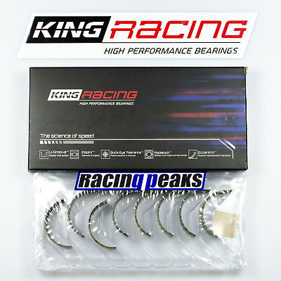 King Rod /& Main Bearings Set Honda Civic 88-00 D16 D16Z6 D16Y D16A