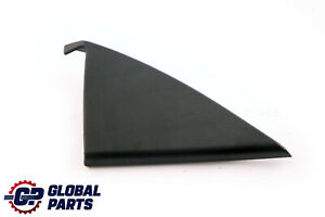BMW 3 Series E46 Seal Inner Cover Mirror Wing Triangle Right O/S 8204176