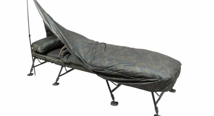 Nash Indulgence SS3 Wide Winter - Thermal Bedchair Bed Shroud Cover - Winter T9425 NEW 26baeb
