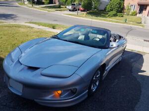 2002 Pontiac Firebird Convertible - $7000 OBO