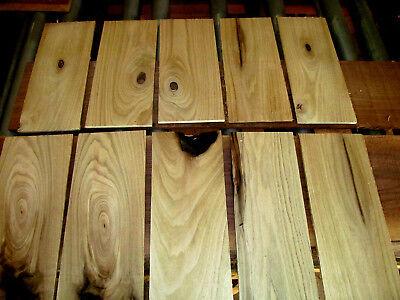 Zebra Wood 1.65 x 1.65 Handmade Knobs