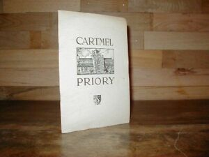 Cartmel-Priory-Reverends-Dykes-amp-Hardwick-by-Buckley-FREE-US-SHIPPING