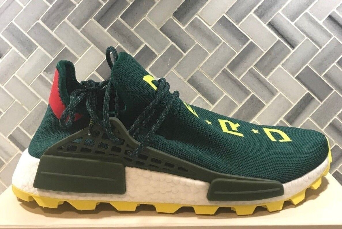 Adidas PW Human Race NMD NERD BBC EXCLUSIVE NYC ONLY EE6297 Size US 10 IN HAND