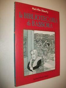 MARK-ALAN-STAMATY-LA-BIBLIOTECARIA-DI-BASSORA-PELLIZZARI-SPERLING-2005-1aE-OTTIM