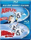 Airplane/airplane II The Sequel Region 1 Blu-ray