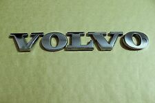 OEM Volvo trunk emblem letters S70 V70 C70 S80 V80 S40 v40 S60 850 v50 xc70 xc90