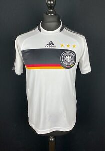 Germany Adidas 2008/2009 Home Football Shirt Boys Size L Soccer Jersey Trikot