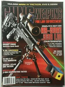 ARMALITE-AR-30A1-338-LM-COUNTERSNIPER-2013-GUNS-amp-WEAPONS-OF-LAW-ENFORCEMENT