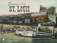 Greetings From St. Louis With 328 Postcards