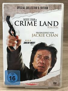 DVD-Crime-Land-Special-Collector-039-s-Edition-Jackie-Chan-K70