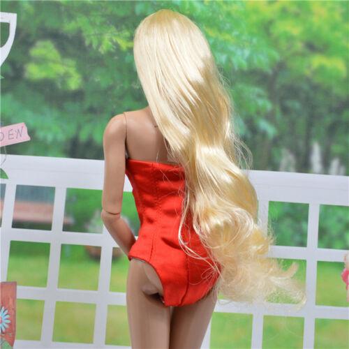 "Sherry Japanese Saran Wig for 16/"" doll NUMINA Sybarite Tyler Ficon JamieShow 118"