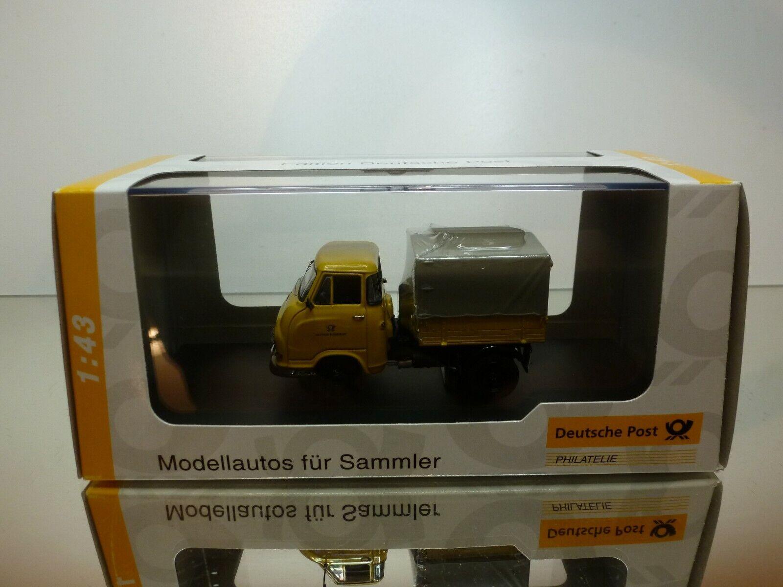 el precio más bajo SCHUCO HANOMAG KURIER ENSER - - - DEUTSCHE BUNDESPOST - 1 43 - EXCELLENT IN BOX  estar en gran demanda