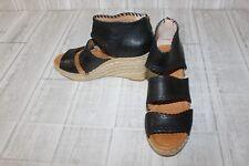 ced8021e2b2 Corso Como Gladis Women US 10 Black Wedge Sandal