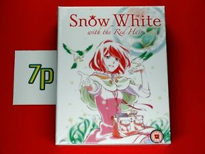 Snow-White-with-the-Red-Hair-COLLECTORS-Season-1-2-BLU-RAY-NEW-SEALED-OOP-RARE