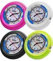Nurse Stethoscope Watch In 4 Colors Black, Pink, White, & Lime